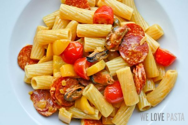 Pasta Mediterranea Piccante