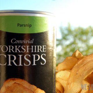 Yorkshire Crisps und die britische Vielfalt