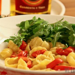 Nachgekocht: Pasta Peperoncini Piccante