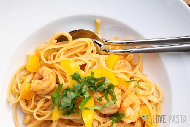 Bavette an Curry-Limetten-Sauce