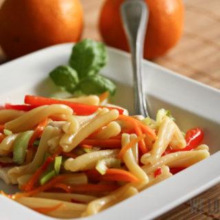 Nachgekocht: Pasta Tacchino Piccante