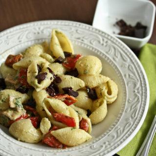 Nachgekocht: Pasta Pesto e Cioccolata