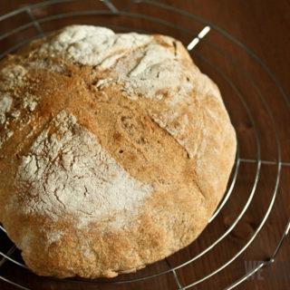 Apfelbrot oder: Brotbacken Episode 2 – Die Rückkehr des Sauerteigs
