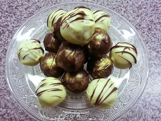 Lebkuchen-Pralinen