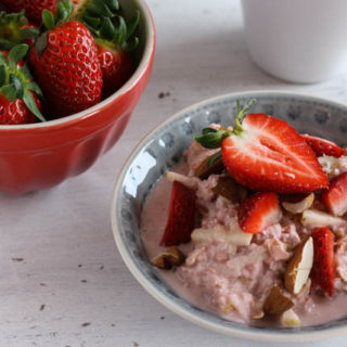 Müsli Orphée oder: Frühstück für die Beerenzeit