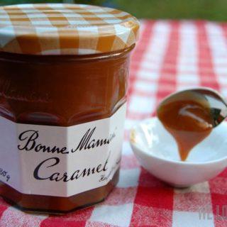 Bonne Maman Caramel & Philadelphia Honig