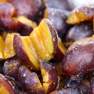 Ein Wochenende voller Zwetschgen: Marmelade, Röster, Tarte