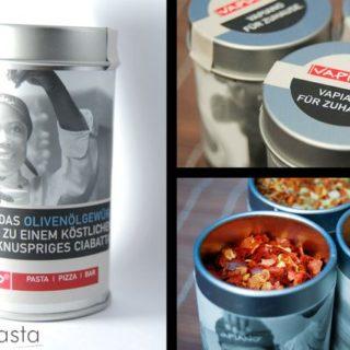 Vapiano für zu Hause: Gewürze und Olivenöl