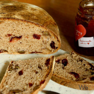 Cranberry-Walnuss-Brot