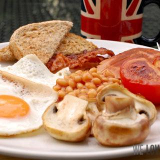 Full English Breakfast – Englisches Frühstück