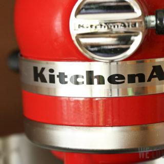 KitchenAid Artisan: Das (kirsch)rote Schätzchen ist da!