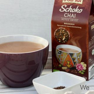 Review: Yogi Tea Schoko Chai // Seelenwärmer für den Herbst