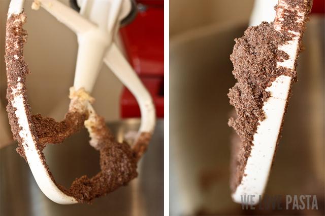 Schokoladen-Sablées