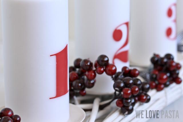 Cranberry-Tarte